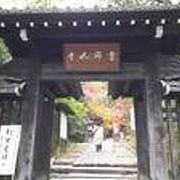 京都市内を見渡せます