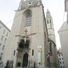 マリア アム ゲシュターデ教会