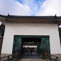 写真:二条城 本丸櫓門