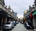 大渓 和平老街