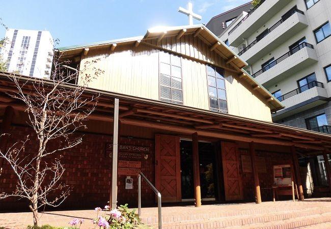 聖オルバン教会