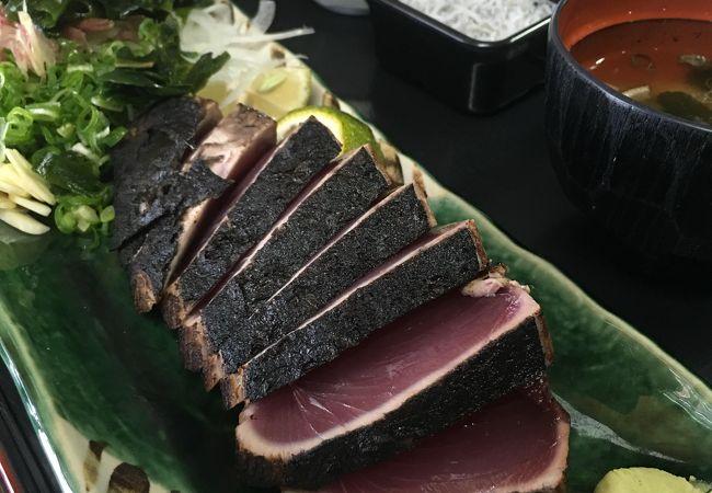 【高知】楽しい藁焼き体験