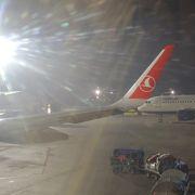 トルコの空港は新空港ではなく旧空港に到着&全搭乗員ロスバケになりました。。。 どうぞ気をつけて!!