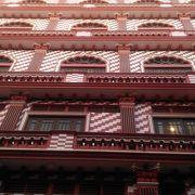 構造が面白い建物