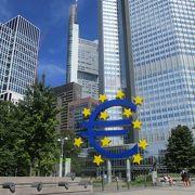 旧欧州中央銀行ビル