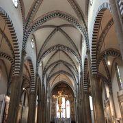 フィレンツェのゴシック建築