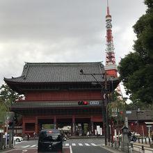 東京タワーもすぐそば!