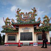 台湾の雄志たちのお墓