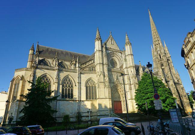 【ボルドー】3聖堂の一つサン ミッシェル大聖堂
