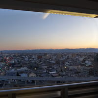 窓からの風景
