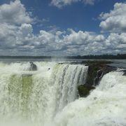 世界三大瀑布の1つ