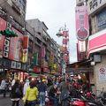 写真:廣州街夜市