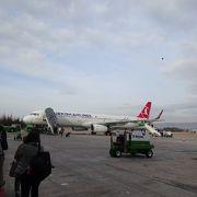 元々はトルコ空軍専用の空港