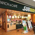写真:サブウェイ 中部国際空港店