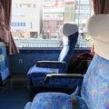 高知~岡山線に乗りました