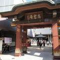 巣鴨 高岩寺 とげぬき地蔵尊例大祭