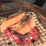 鮭料理専門店がオープン