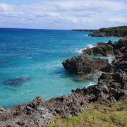 パワースポットで有名な美しい島
