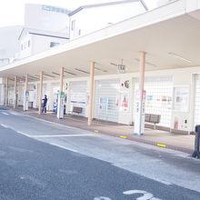 はりまや橋観光バスターミナル