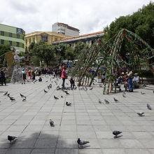 ムリリョ広場