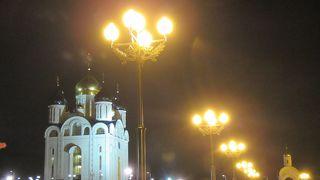 ユジノサハリンスクの街路