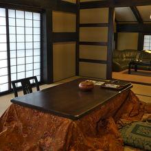 桐の家2階花筏