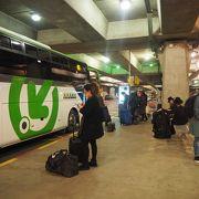 ベングリオン国際空港からエルサレムへは485番バスで