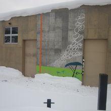雪原を歩くキリンさん、観たかった…(-_-;)。