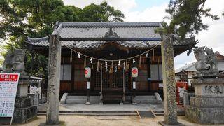 素盞嗚神社(天王社)