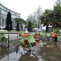 観光に便利な場所にあるシーニック ホテル テ パニア