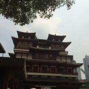 仏教博物館も併設