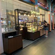 コーヒーのチェーン店