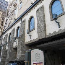 「ホテル モントレ仙台」の17階に入っているスパ