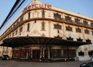 メルキュール ビエンチャン ホテル 写真
