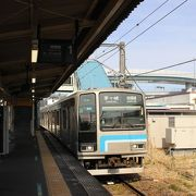 神奈川県のJRローカル線