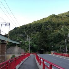 上越線ループトンネル
