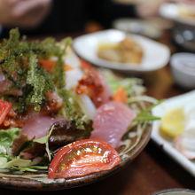 あっとほーむな沖縄料理屋さん