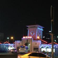 ベンタイン バスターミナル