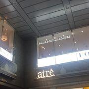 品川駅の駅ビル