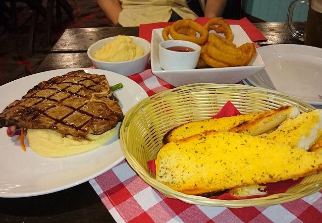 ババリアン ハウス レストラン