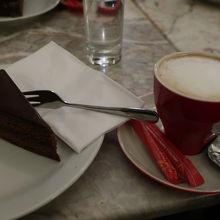 カフェ オペラ ウィーン