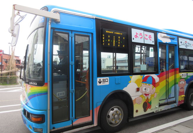氷見市街地周遊バス