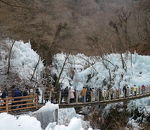 尾ノ内百景氷柱