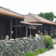 竹富島の料亭でした。