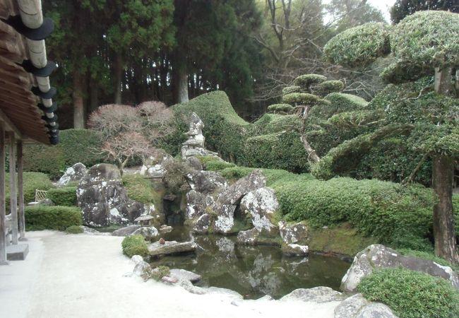 森重堅氏庭園