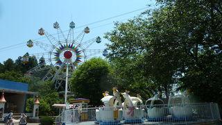 宇都宮動物園遊園地