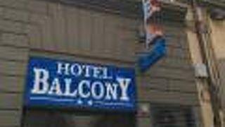 ホテル バルコニー