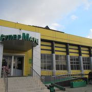 コンビニ感覚の商店