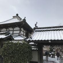 川中島典厩寺記念館