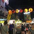 写真:臨江街観光夜市